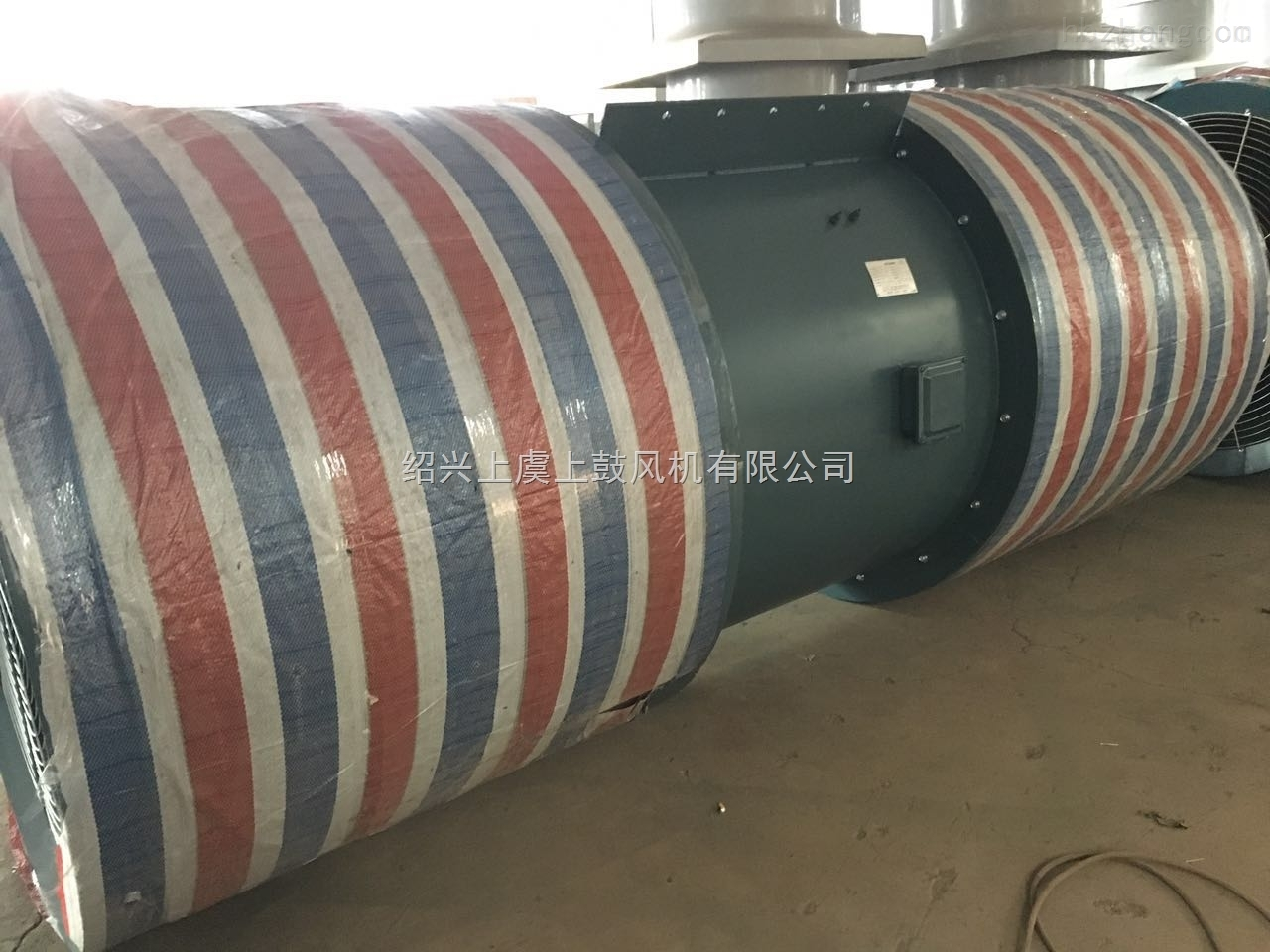 SDS-7.1-2P-6-24° 單向雙向隧道射流風機