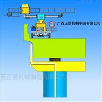 桥梁排水改造工程车 收集桥面排水施工设备