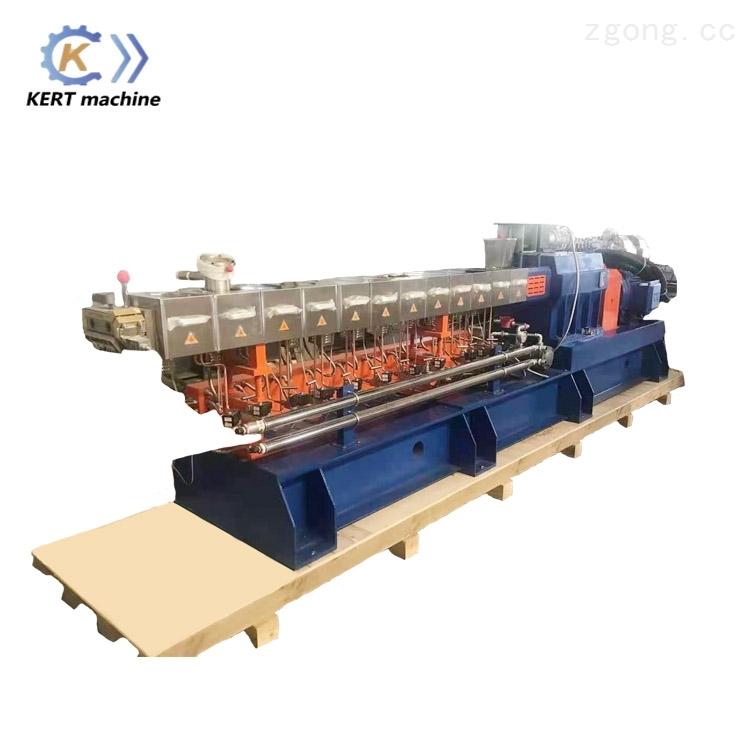 双螺杆改性水环造粒机(粉体料、改性料、色母粒)挤出机制造厂家